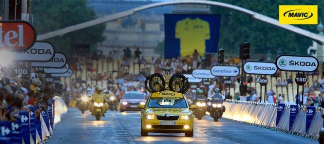 Suivez le Tour de France avec Mavic lors de la 14ème étape !