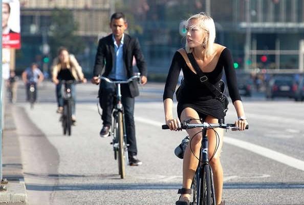 Et si on allait au travail en vélo ?