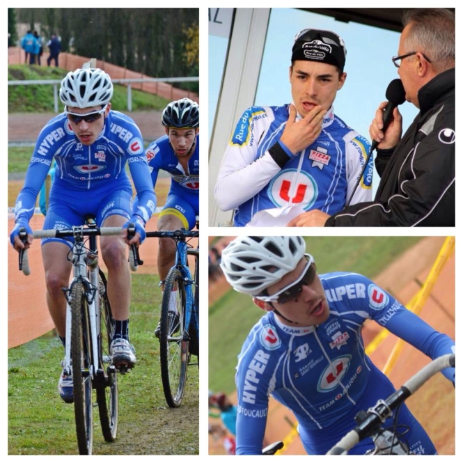 Adrien Leboucher saison cyclo-cross 2014/2015