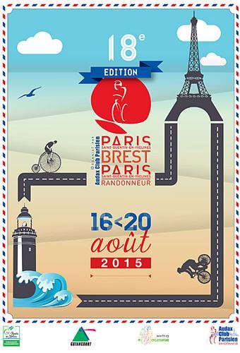 Paris-Brest-Paris Randonneur 2015