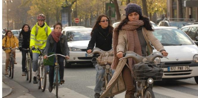 Le vélo, c'est pour bon pour la santé mais aussi pour l'économie !