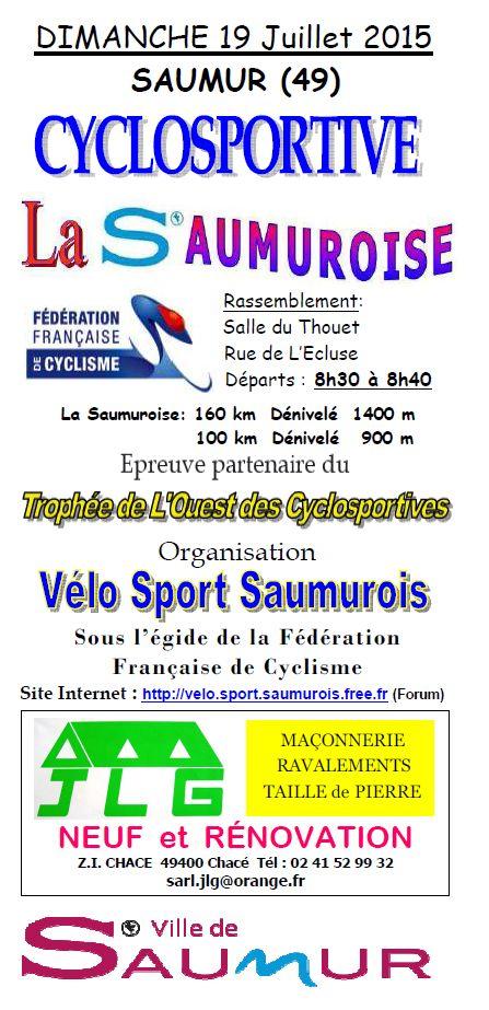 Affiche la Saumuroise