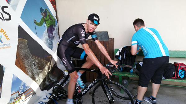 Froome HT2